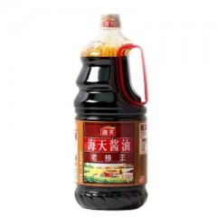 【整箱ลัง】海天酱油 老抽王 1.9L/瓶 x 6瓶/箱
