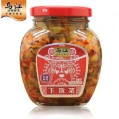 乌江涪陵榨菜红油榨菜 300g瓶装榨菜麻辣开味佐餐咸菜下饭菜